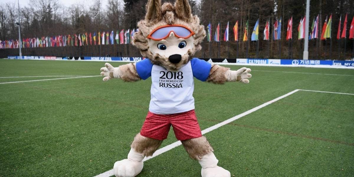 A triste história do mascote da Copa do Mundo na Rússia 2018