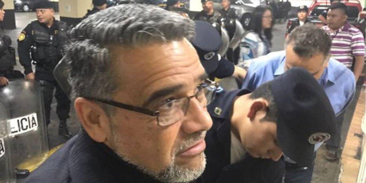 Exdiputado Manuel Barquín se encuentra en situación crítica