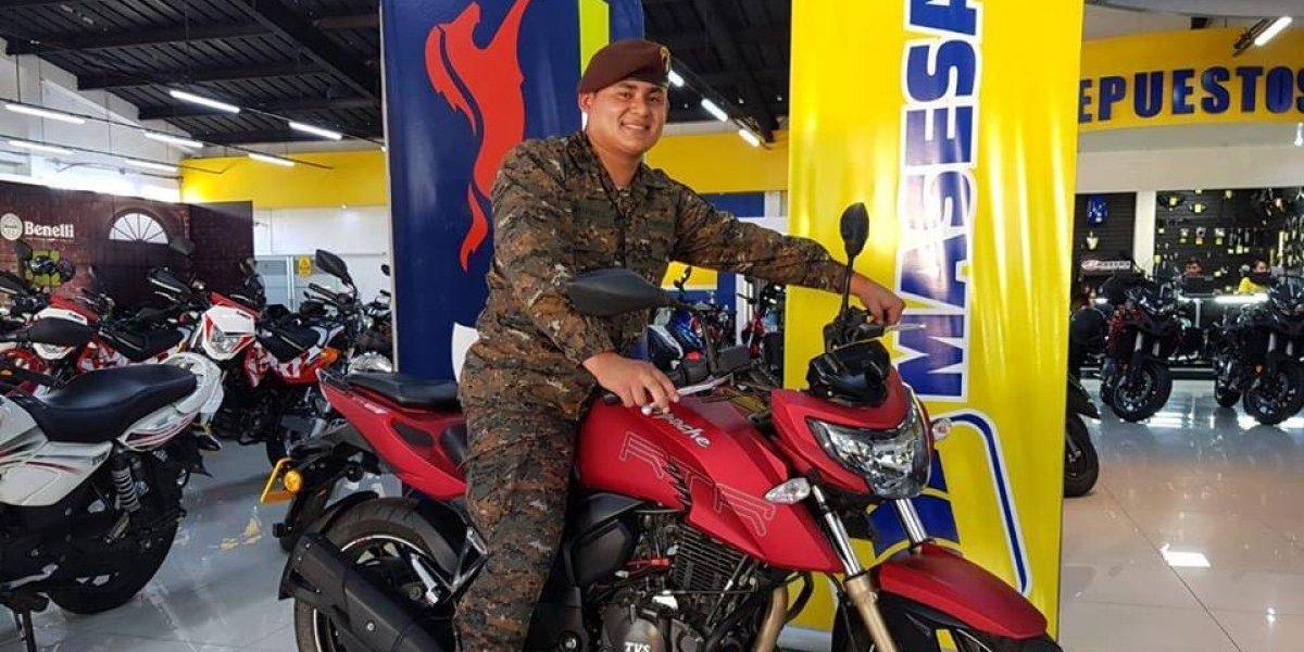 Atleta guatemalteco que vendió su moto para competir en EE.UU., recibe una nueva