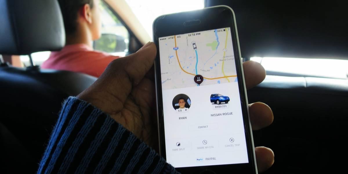 Conductores de Uber recibirán generosos incentivos por usar autos eléctricos
