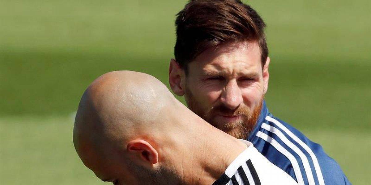Messi y Argentina en un partido clave (2pm)