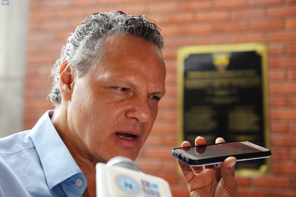 Estaban Paz reveló que un dirigente se asesoró con Luis Chiriboga API