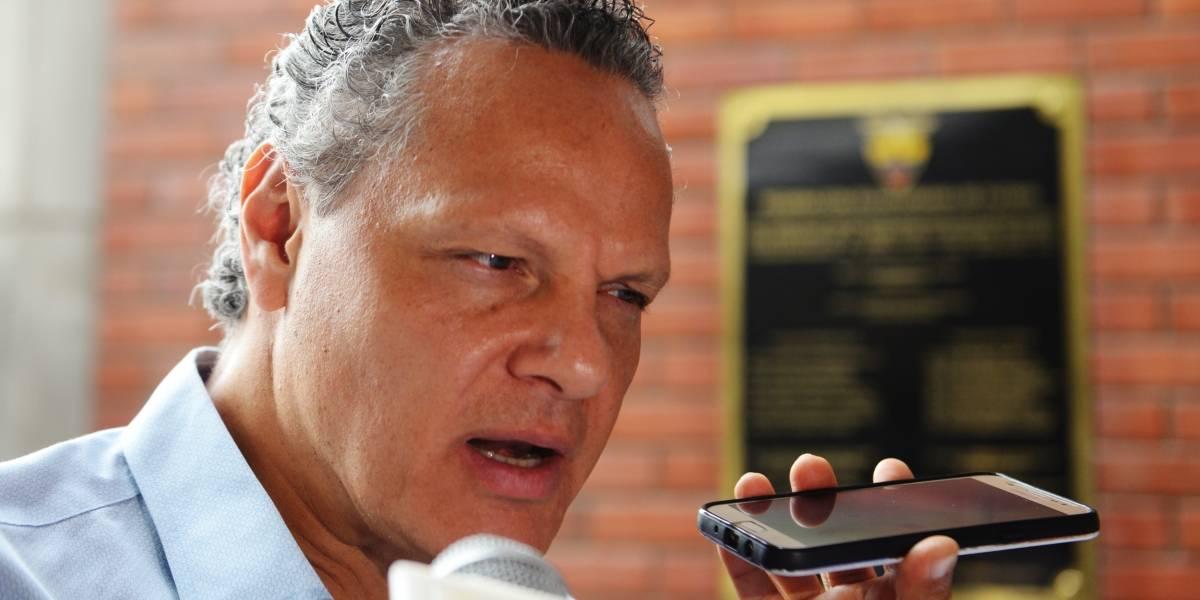 Esteban Paz no se esperaba que el 'Pirata' Barcos se decida tan rápido quedarse en Liga de Quito