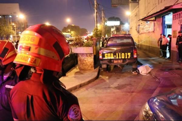 Mujer asesinada en Avenida Bolívar