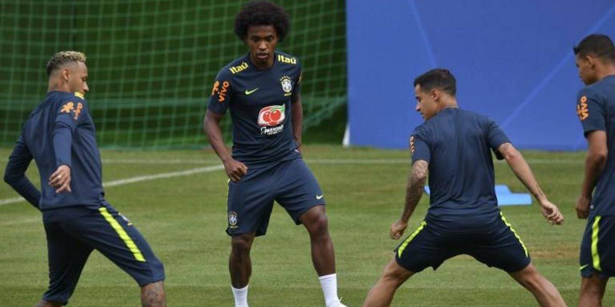 Brasil sufre una dura baja para su duelo contra Serbia