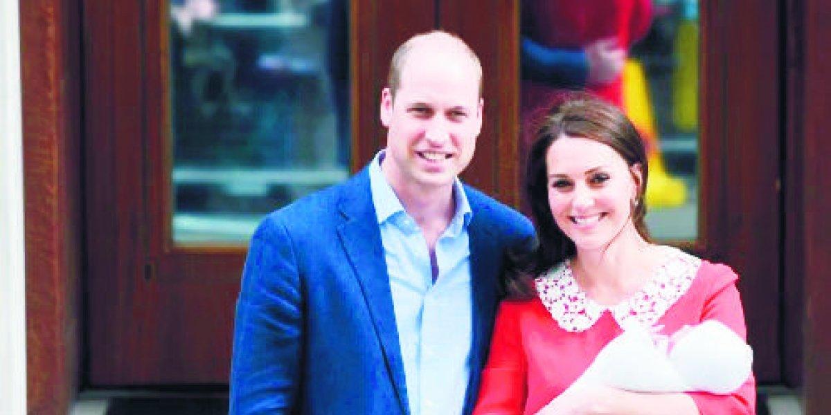 El príncipe Louis, hijo de Kate Middleton y el príncipe William será bautizado el 9 de julio