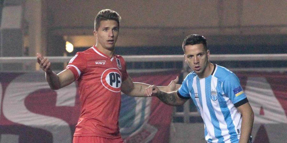 Con Simeone en las tribunas: U. La Calera venció a Magallanes en el debut del hijo del Cholo