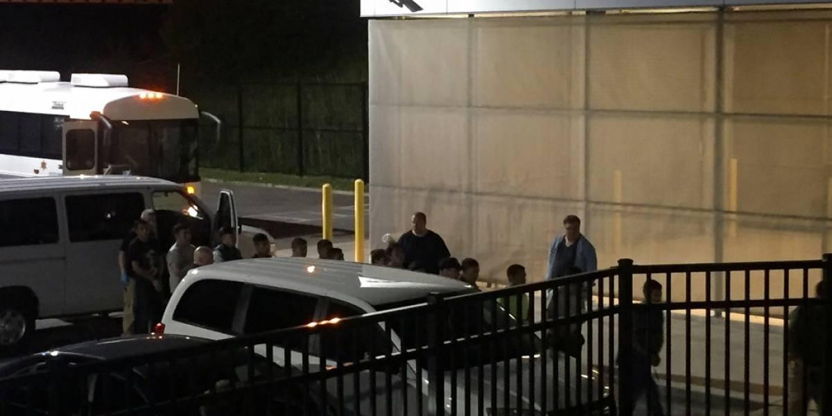 Ohio: Más de 100 inmigrantes detenidos en redada de ICE