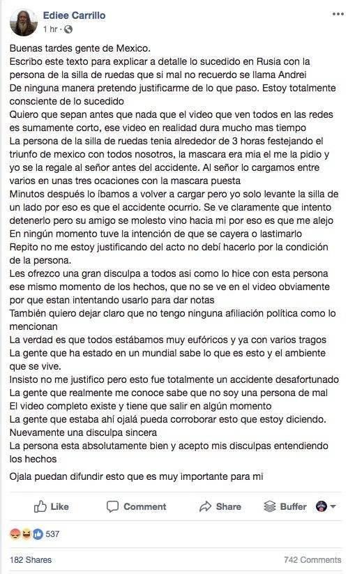 Eddie Carrillo