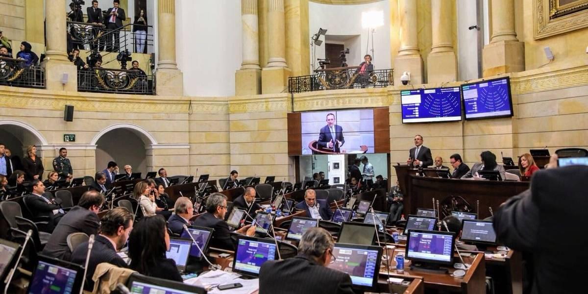 La puja por la Presidencia del Senado que enfrenta a Centro Democrático
