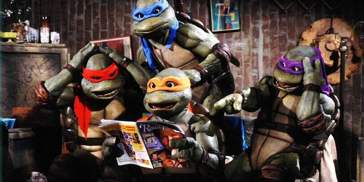 Sí, otra vez: Paramount reiniciará a Las Tortugas Ninja
