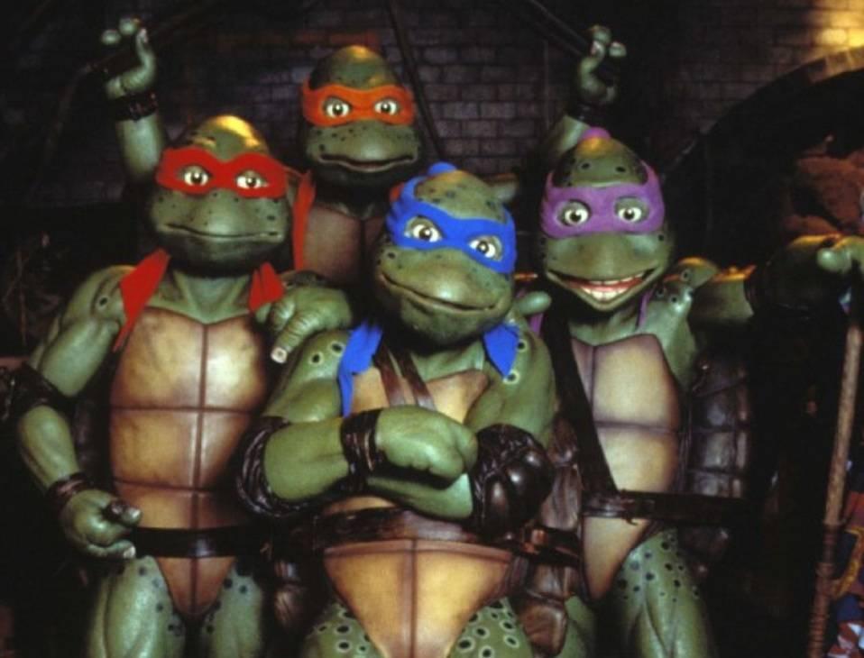 Preparan nueva película de Las tortugas ninja