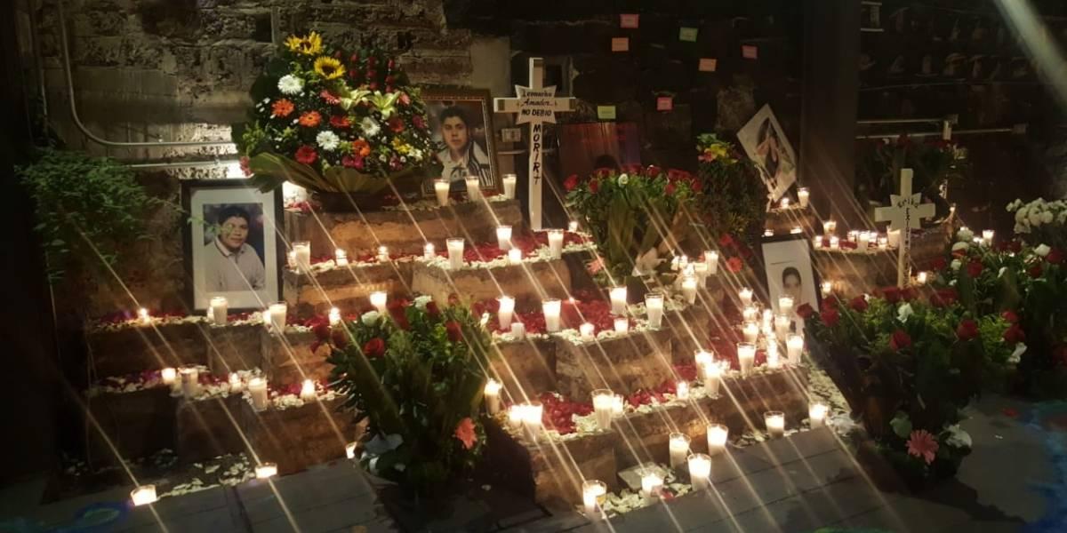 FOTOS: Con veladoras, baile y música conmemoran los 10 años de tragedia en el New's Divine