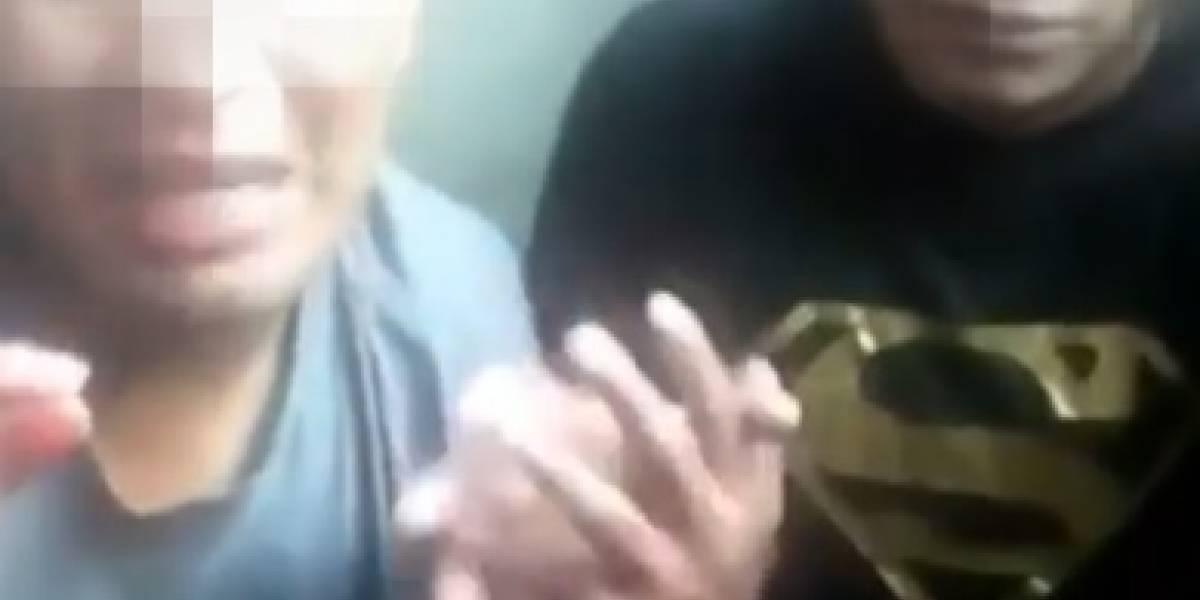 Fueron sometidos a electroshock y golpes: ritual de castigo recibieron ecuatorianos bajo custodia por Gendarmería en Chile