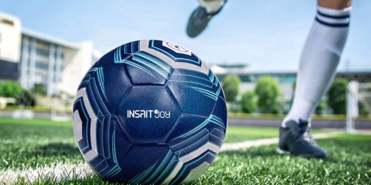 Xiaomi lanza la Insait Joy, una pelota de fútbol inteligente