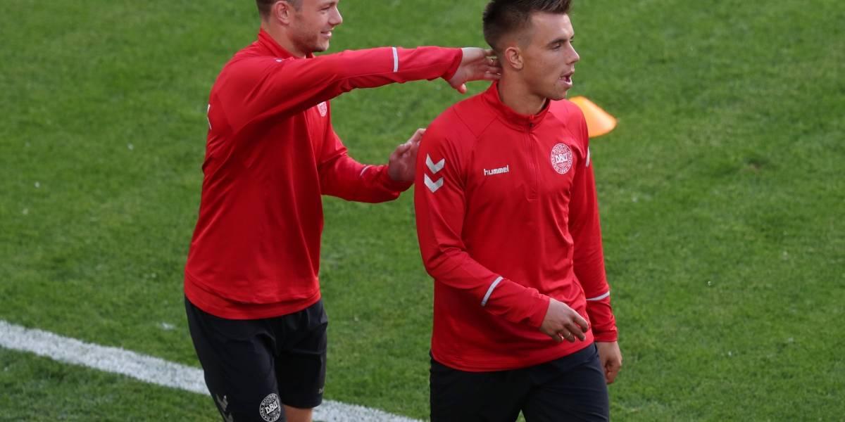Copa do Mundo: Jogadores da Dinamarca fazem 'vaquinha' para companheiro ver a filha recém-nascida