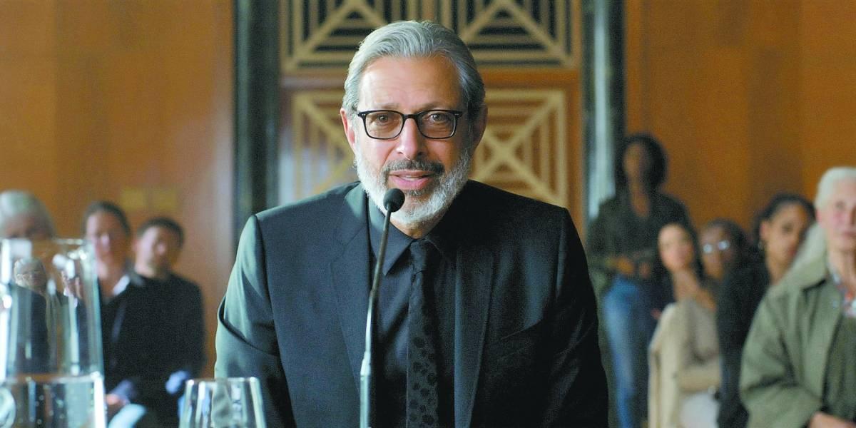 Jeff Goldblum fala da estreia e da nostalgia no filme Jurassic World: Reino Ameaçado