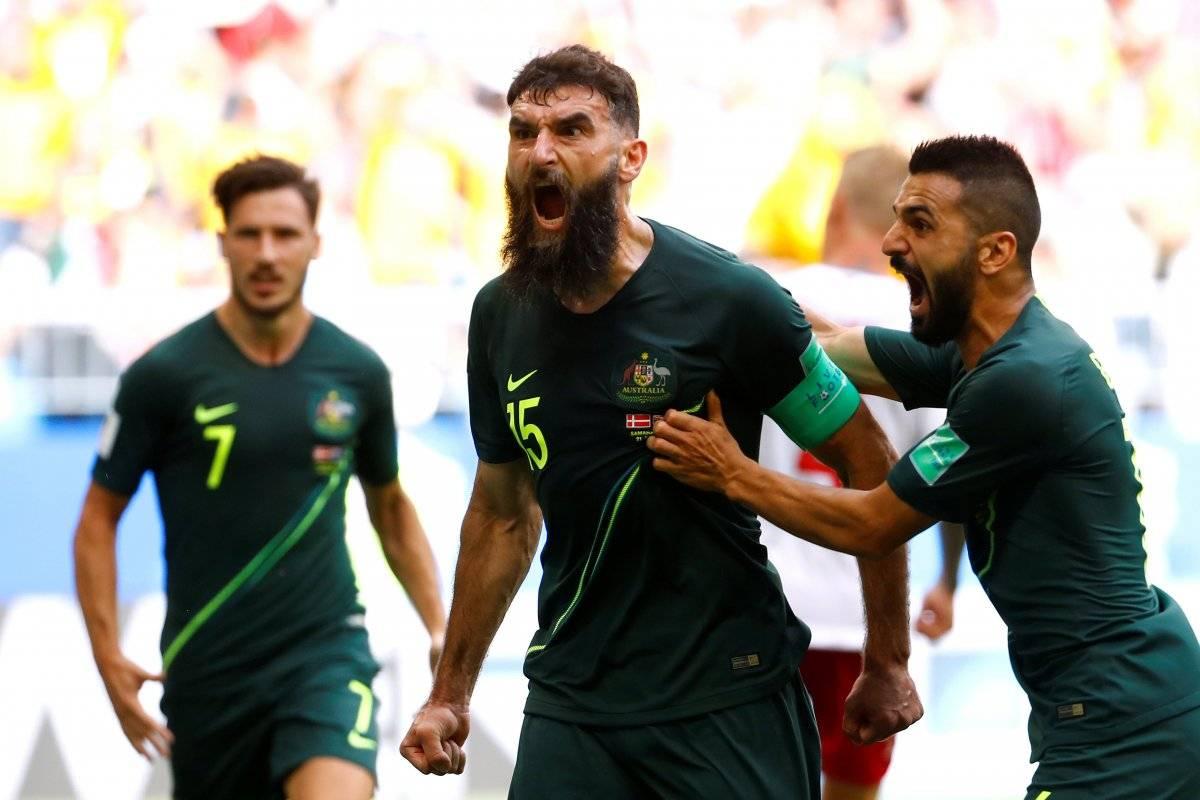 australia gol empate