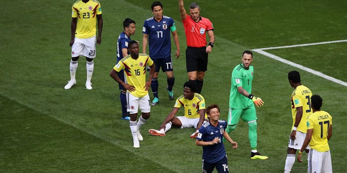 Carlos Sánchez recibió amenazas de muerte tras partido Colombia vs Japón