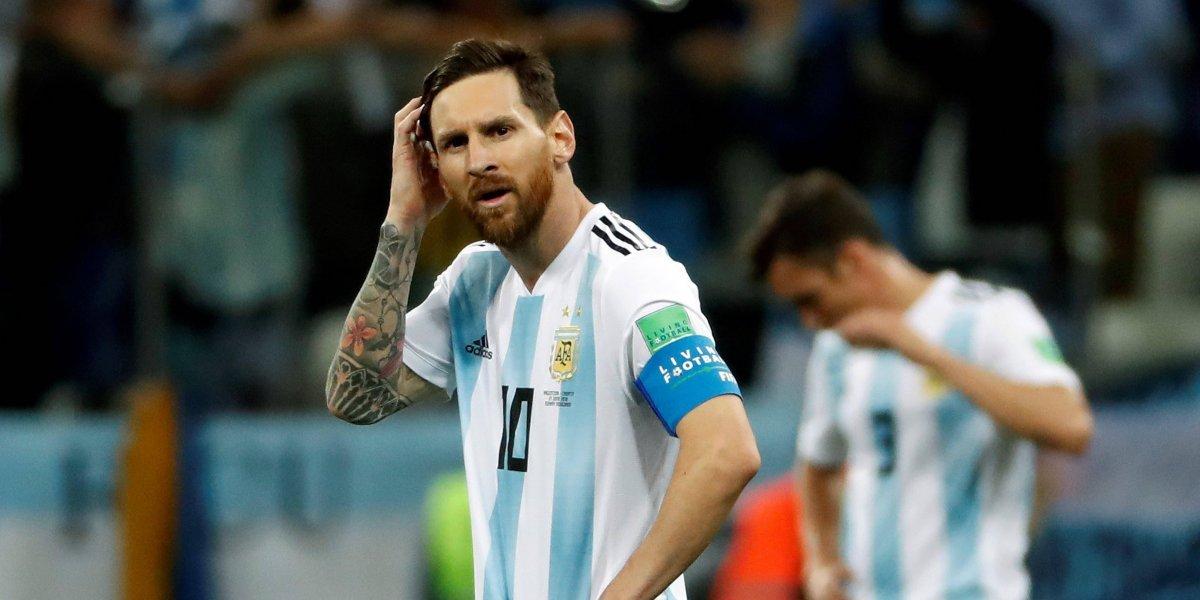 ¿Argentina está eliminada? Las posibilidades matemáticas para que se les dé el milagro