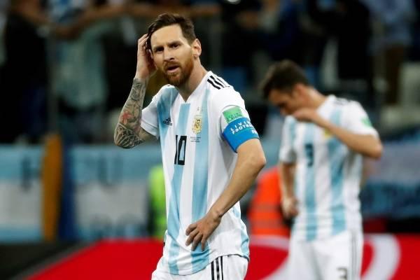 Posibilidades de Argentina para clasificar a octavos de final