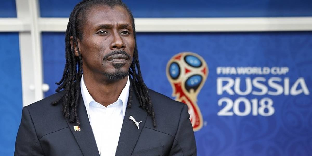 "Senegal: A Cissé le molesta ser el ""único entrenador negro"" del Mundial Rusia 2018"