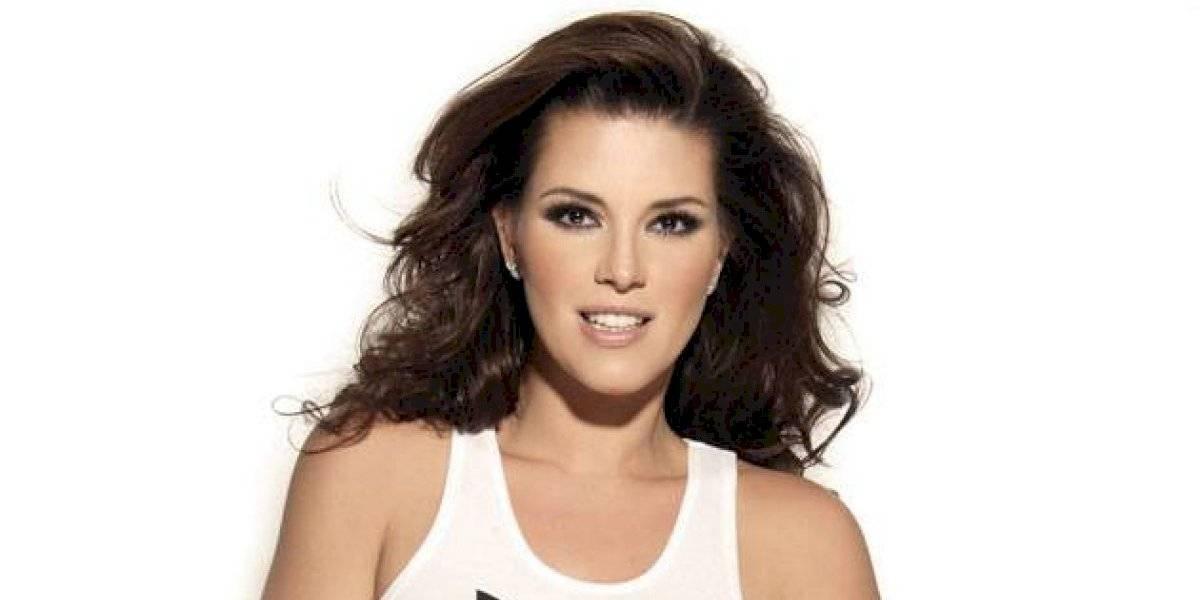 """Critican a Alicia Machado por subir """"exageradamente"""" de peso y por tener novia"""