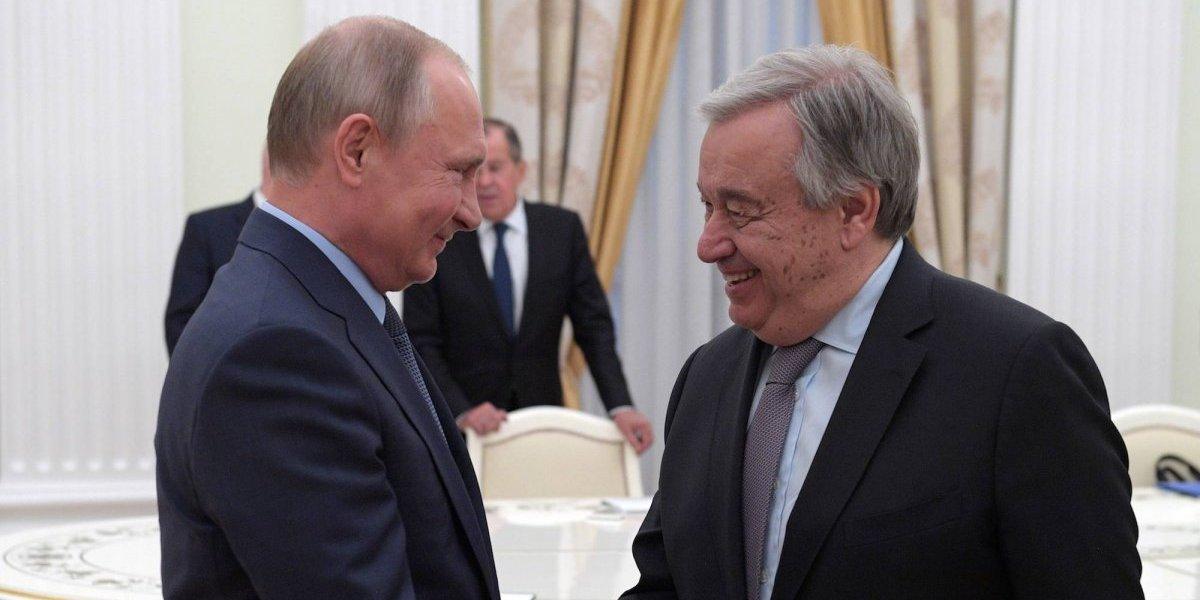 ONU y Rusia piden a EE.UU. volver al Consejo de Derechos Humanos