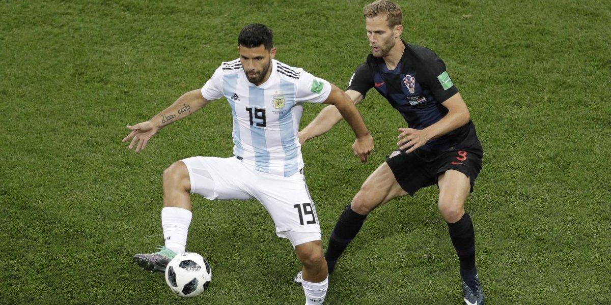 ¿Se rompió el camarín de Argentina? la lapidaria frase del Kun Agüero contra Sampaoli