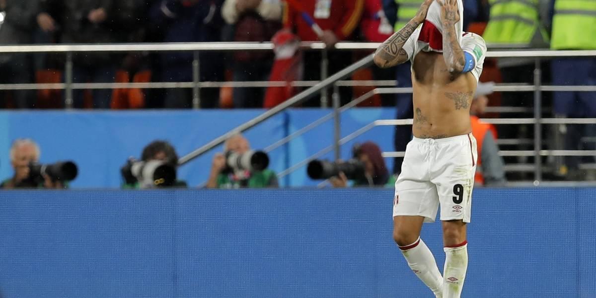 Perú vs Francia: La bicolor quedó eliminada de Rusia 2018 tras perder 1-0