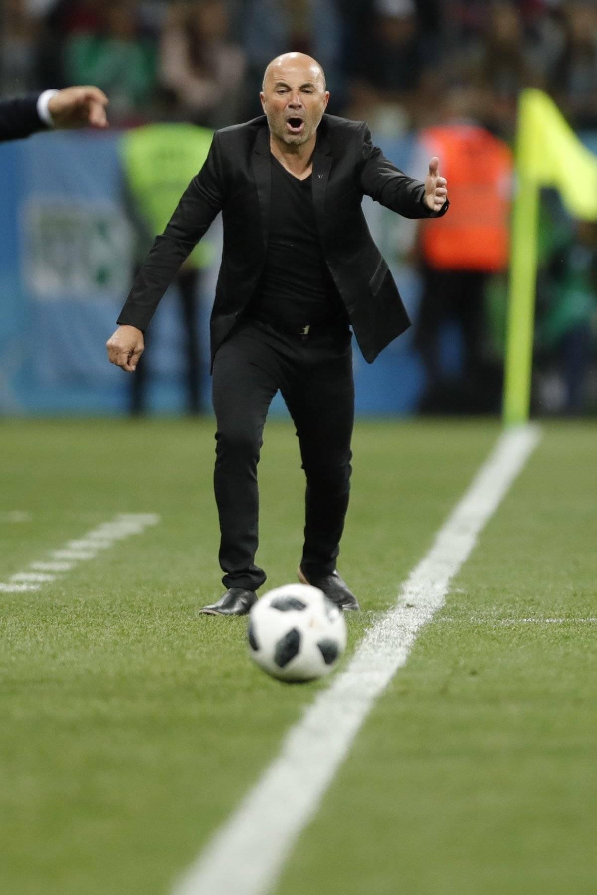 Humillaron a Argentina AP