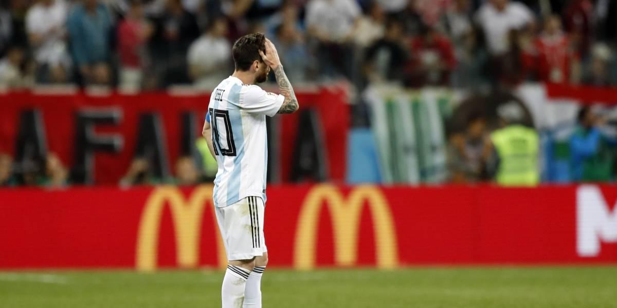 Argentina vs Croacia: Desastre de la 'albiceleste' tras goleada 3-0 ante Croacia