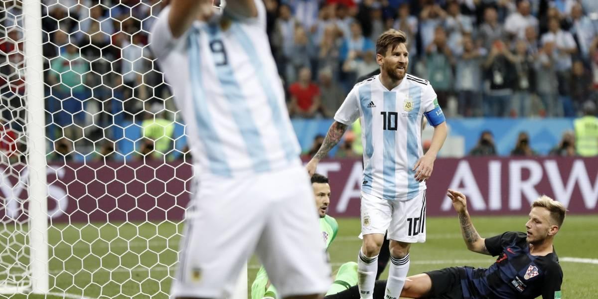 Mundial: Los memes que dejó la humillante derrota de Argentina ante Croacia