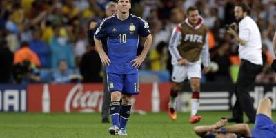 Las caras en el Mundial Brasil 2014