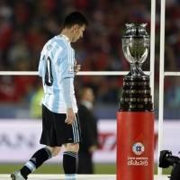 Las caras en la Copa América 2015