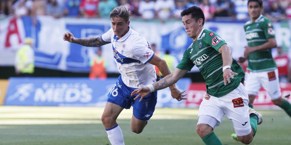 Deportes Temuco se quiere reforzar con todo para la Sudamericana y tiene en carpeta a dos ex UC