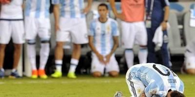 Las caras en la Copa América 2016