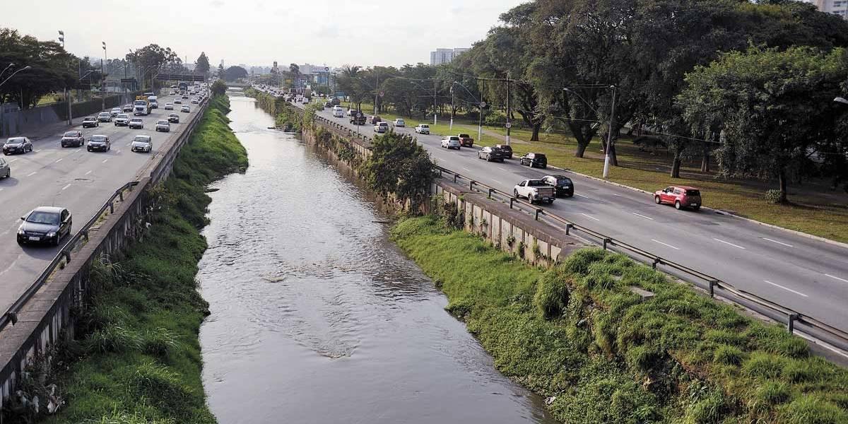 Obra de ponte na av. dos Estados, em Santo André, pode começar neste ano