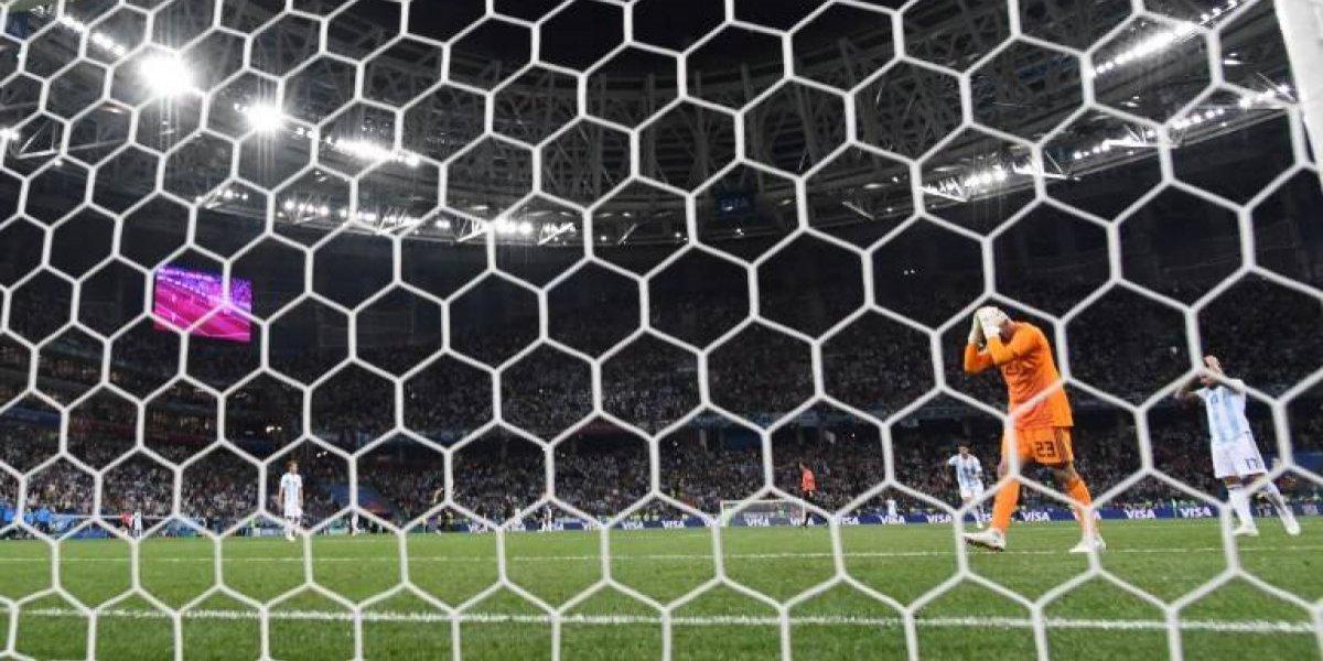 El error de Willy Caballero que le cuesta caro a Argentina le da la vuelta al mundo
