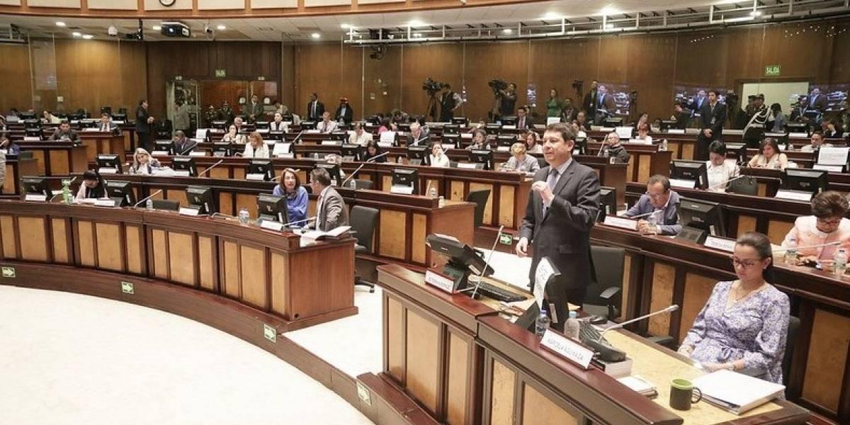 Asamblea aprueba Ley de Fomento a la Producción
