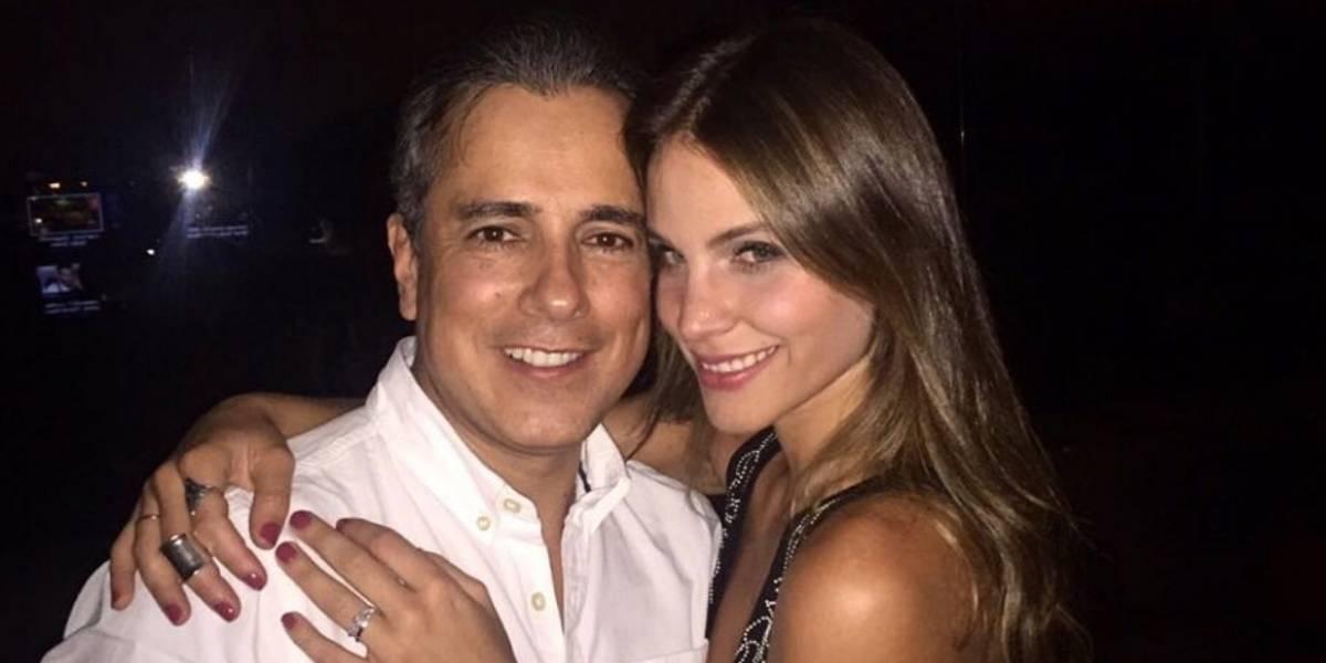 Farándula: A sus 50 años, Jorge Enrique Abello será nuevamente papá