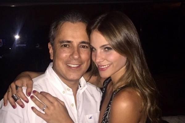 Jorge Enrique Abello e Isabel Gutiérrez
