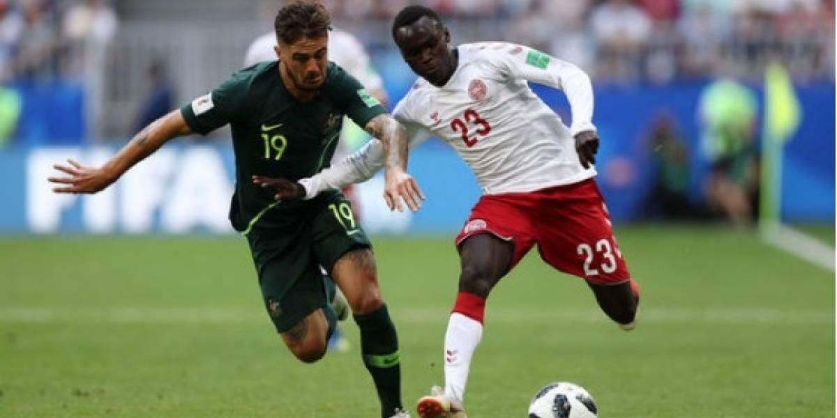 Dinamarca vs Australia: EN VIVO ONLINE Rusia 2018, horarios, alineaciones, canales de transmisión