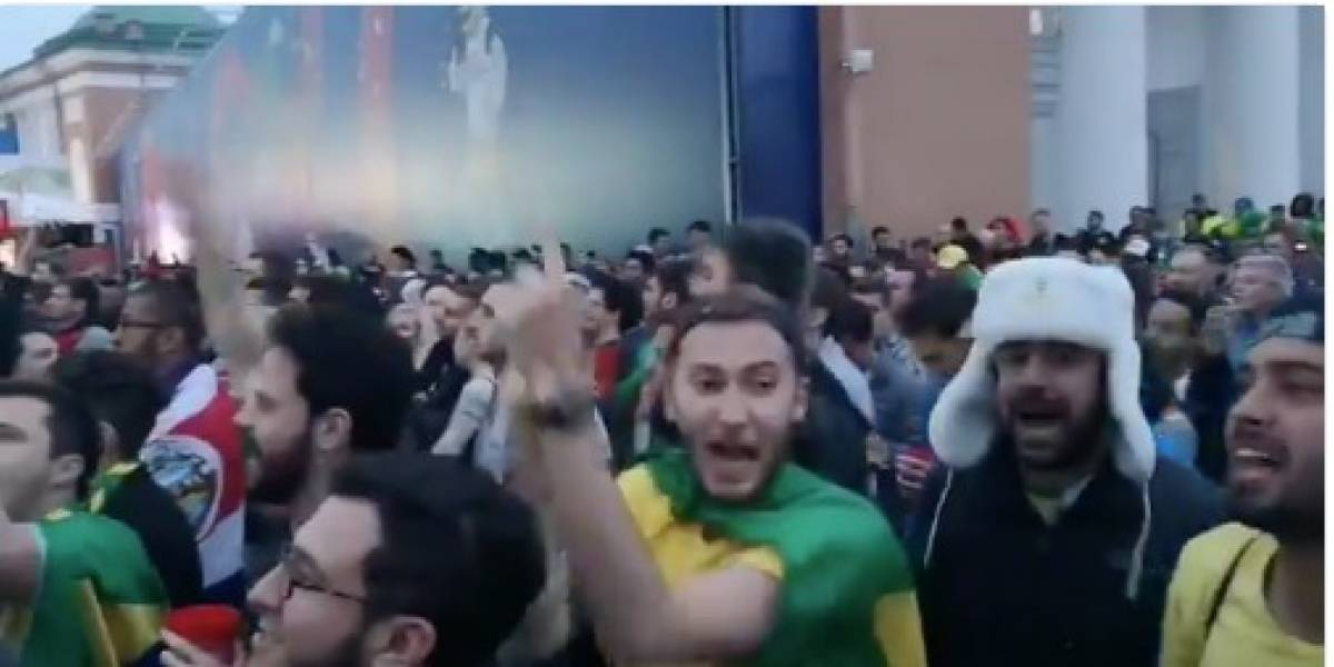 En Chile y Brasil celebran la derrota de Argentina ante Croacia