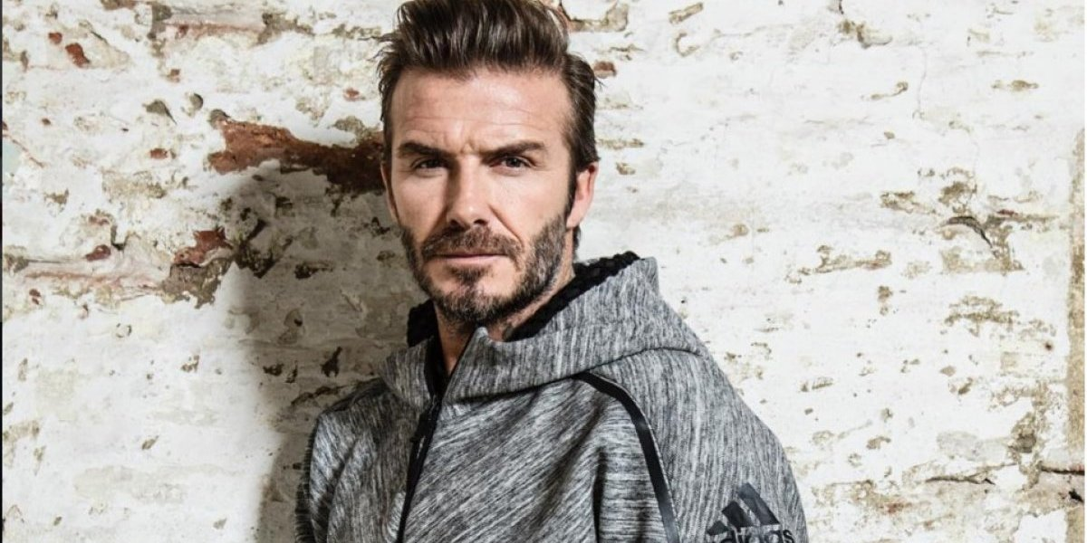 """La reacción de David Beckham ante la broma """"pesada"""" de James Corden"""