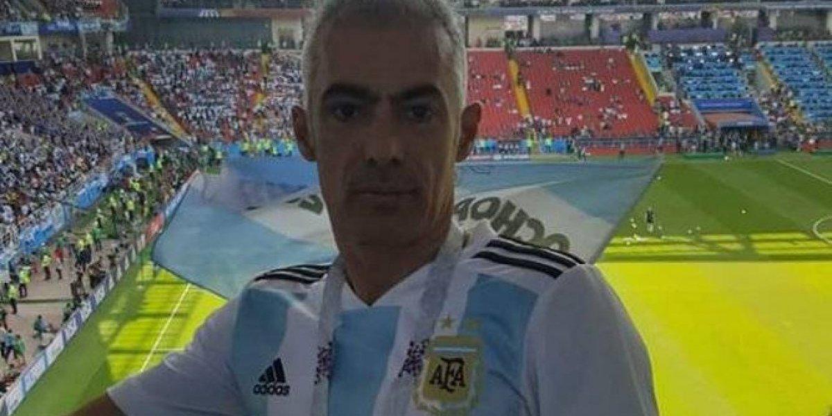 Expulsan a aficionado argentino tras video sexista con mujer rusa