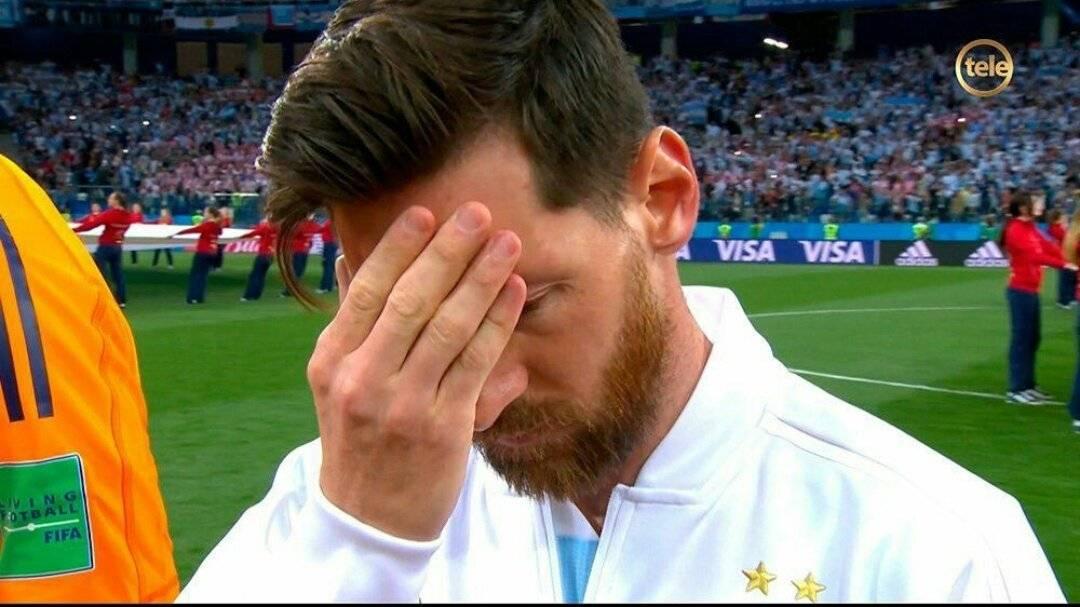 Lio Messi.