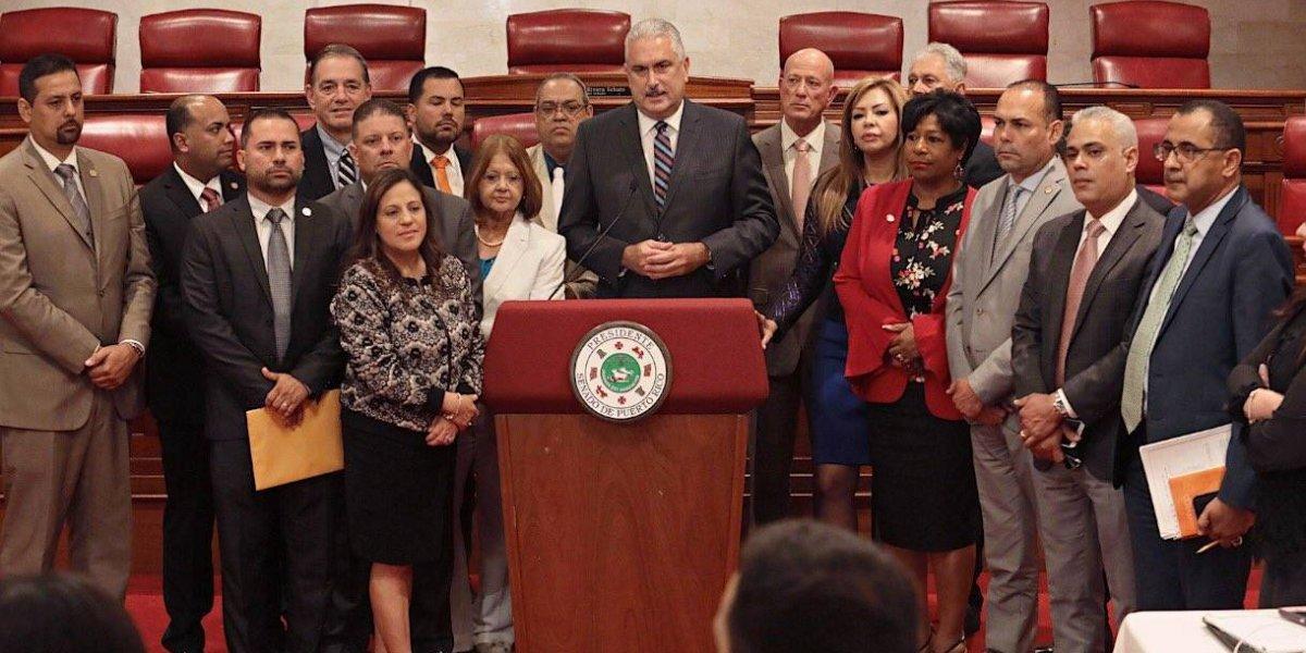 Rivera Schatz dice irá a corte para defender derechos laborales
