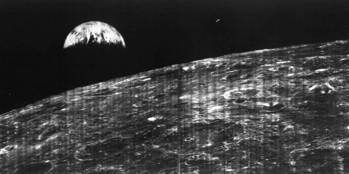 Las primeras imágenes que se tomaron de la Tierra hace 50 años eran más grandes y de mejor calidad de lo que imaginábamos