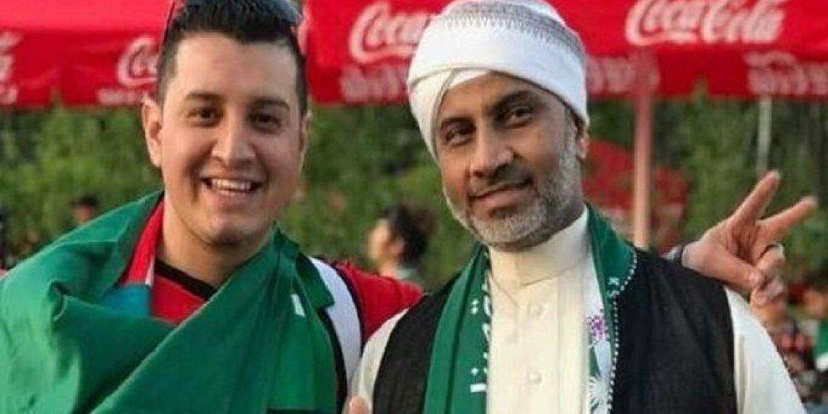 Aparece aficionado mexicano que supuestamente fue secuestrado en el Mundial, aquí la historia